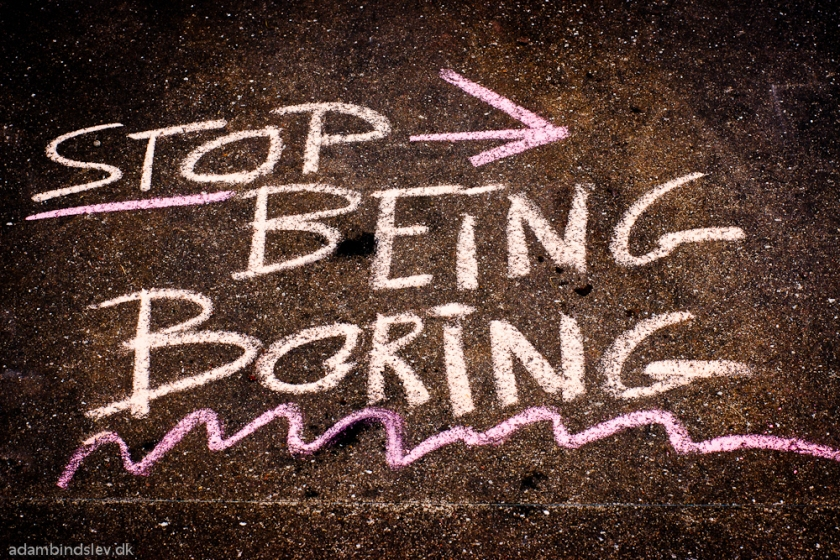 boring business blog